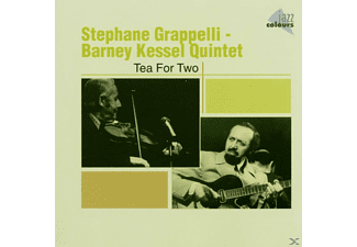 GRAPPELLI,STEPH./KESSEL,BARNEY - Tea For Two [CD]
