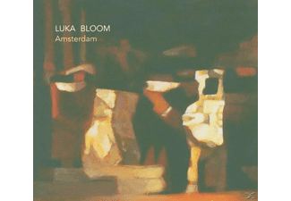 Luka Bloom - Amsterdam [CD]