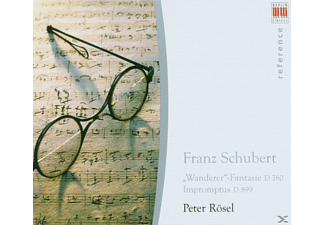 Peter Rösel - Wanderer-Fantasie/+ - (CD)