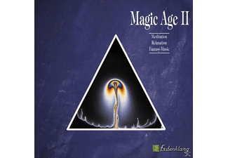 VARIOUS - Magic Age Ii - (CD)