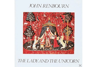 John Renbourn - The Lady And The Unicorn - (CD)