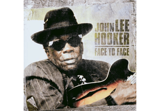 John Lee Hooker - Face To Face [CD]