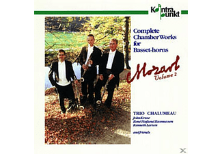 Trio Chalumeau - COMPLETE CHAMBER MUSIC WITH BASSET- - (CD)