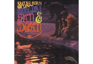 Jan - Save For A Rainy Day - (CD)
