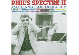 VARIOUS - Phil's Spectre 2-Another Wall Of Sound [CD]