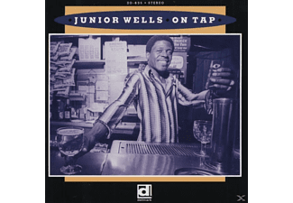 Junior Wells - On Tap - (CD)