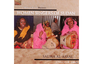 Salma Assal - Woman Singers Of Sudan [CD]