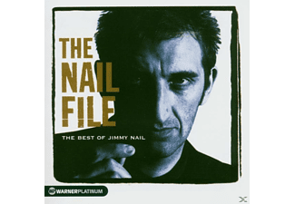 Jimmy Nail - The Nail File / Platinum Collection [CD]