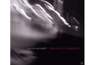Susan Weinert - Thoughts And Memories - (CD)