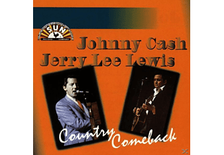 Johnny Cash - Country Comeback [CD]
