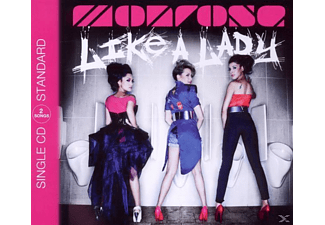 Monrose - Like A Lady (2-Track) [5 Zoll Single CD (2-Track)]