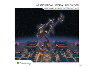 VARIOUS - Music From Utopia-Reloaded - (CD)