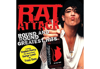 Ratt Attack - Round & Round Greatest Hits - (CD)