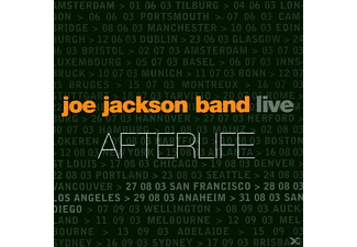 Joe B Jackson - Afterlife (Live) [CD]