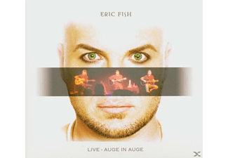 Eric Fish - Auge In Auge-Live [CD]