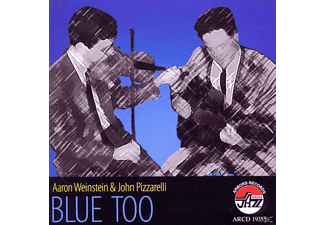 Weinstein, Aaron / Pizarrelli, John - Blue Too [CD]