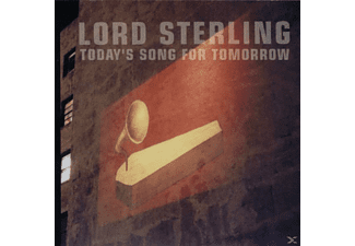 Lord Sterling - Today's Song For Tomorrow - (CD)