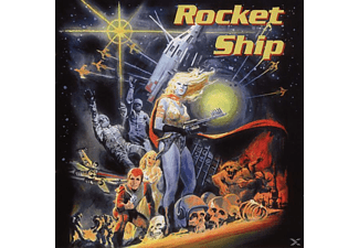 VARIOUS - Rocket Ship - (CD)