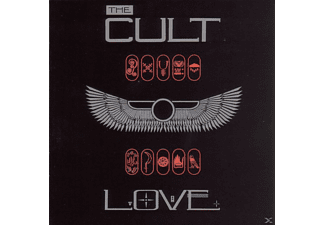 The Cult - Love-Remastered - (CD)