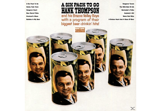 Hank Thompson - A Six Pack To Go - (CD)