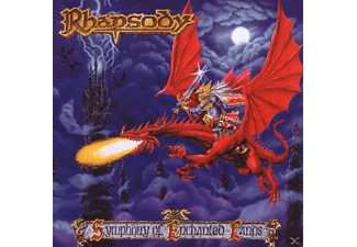 Rhapsody - Symphony Of Enchanted Lands - (CD)