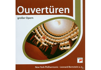 VARIOUS - Esprit: Grosse Opern-Ouvertüren - (CD)
