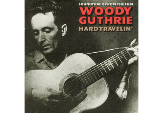Arlo Ost/guthrie - Woody Guthrie-Hard Travelin' - (CD)