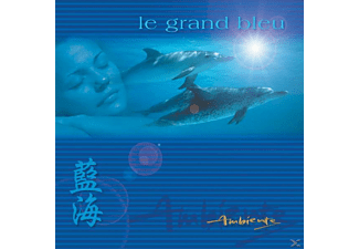 Jonn Savannah - Le Grand Bleu-Ambiente - (CD)