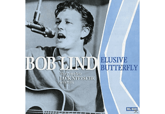 Bob Blind - ELUSIVE BUTTERFLY [CD]