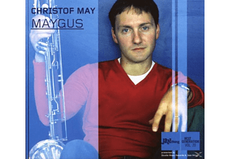 Christof May - Maygus - (CD)
