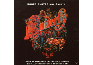 Roger Guests Glover - The Butterfly Ball [CD]
