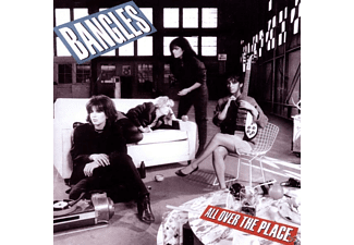 Bangles - All Over The Place [CD]