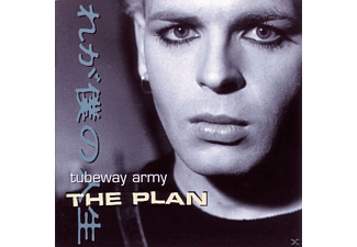 Gary Numan - The Plan - (CD)