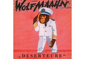 Wolf Maahn - Deserteure (Remastered) - (CD)