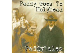 Paddy Goes To Holyhead - Paddytales - (CD)