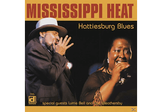 Mississippi Heat - Hattiesburg Blues - (CD)