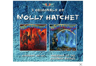 Molly Hatchet - Kingdom Of Xii/Warriors Of The Rainbow Bridge [CD]
