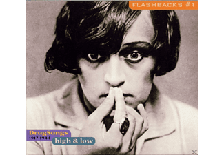 VARIOUS - High & Low-Drug Songs 1917-1944 [CD]