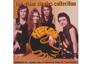 Hello - The Glam Rock Singles Collection - (CD)