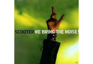 Scooter - We Bring The Noise - (CD)