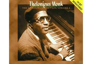 Thelonious Monk - The London Collection Vol.1 - (CD)