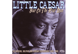Little Ceasar - Your On The Hour Man-Recordings 1952-1960 [CD]