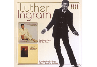 Luther Ingram - I Ve Been Here All The Time - (CD)