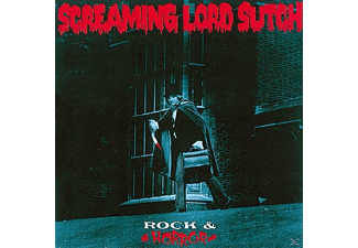 Screaming Lord Sutch - Rock&Horror - (CD)