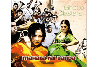Mahala Rai Ba - Ghetto Blasters [CD]