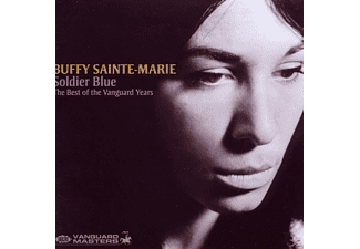 Buffy Marie - Soldier Blue- Best Of The Vanguard Years - (CD)