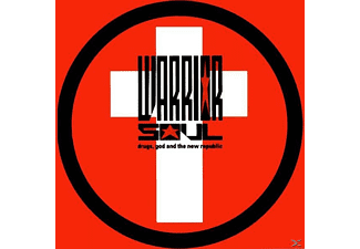 Warrior Soul - Drugs,Gods And The New Republic - (Vinyl)