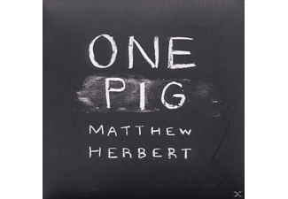Matthew Herbert - One Pig [CD]