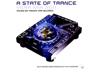 VARIOUS - A State Of Trance Yearmix 2011 - (CD)