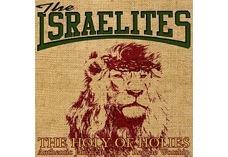 The Israelites - The Holy Of Holies - (CD)